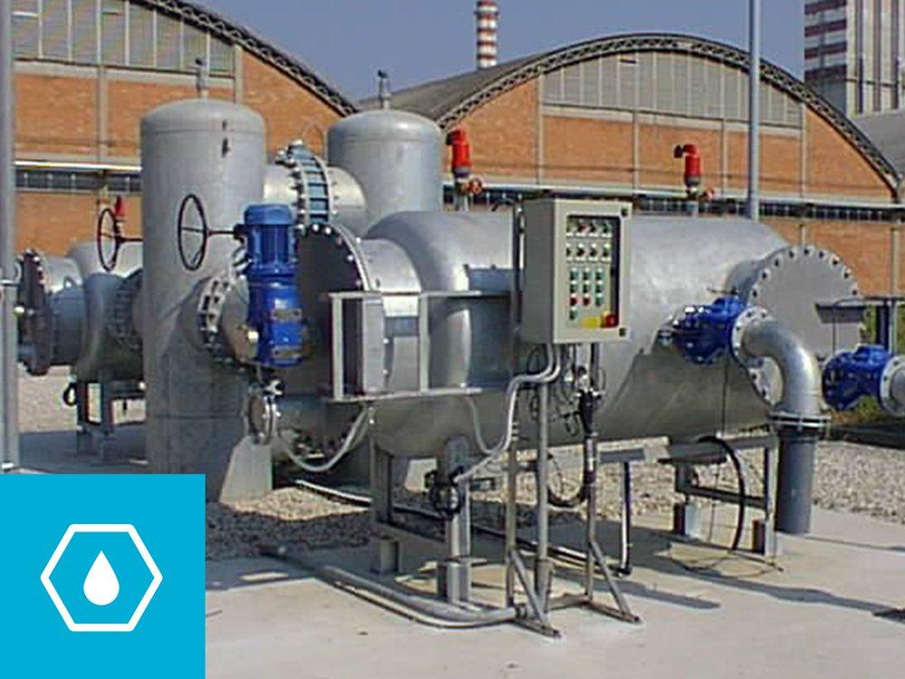 Filtri autopulenti acqua