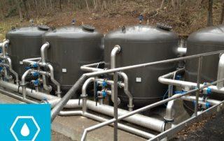 impianti filtrazione acqua potabile