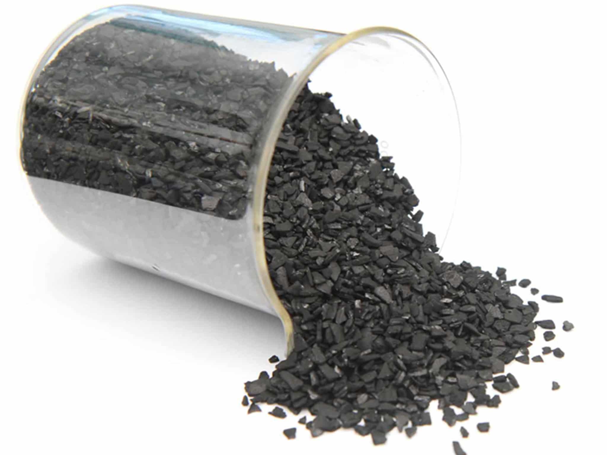 Vendita e rigenerazione carbone attivo