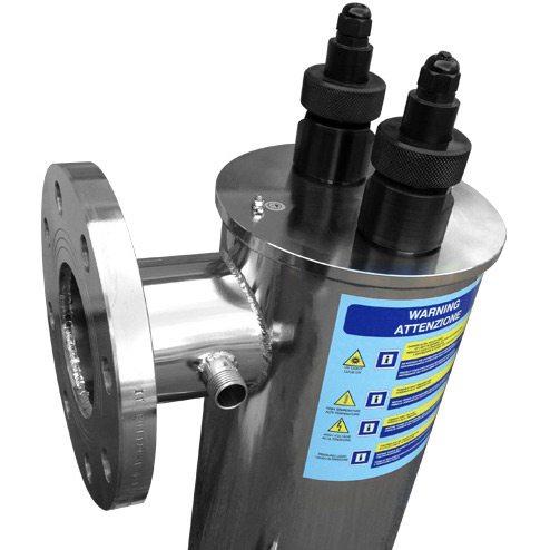 filtri UV acque